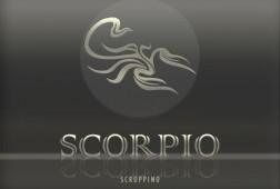 Scorpio scroppino Logo Design