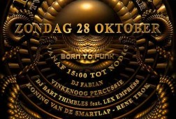 Poster Pilsvogel Amsterdam