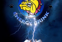 The Bulldog Energy drink